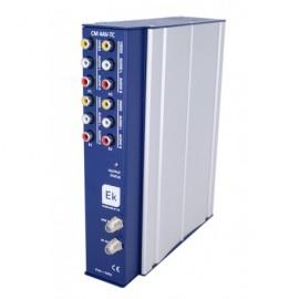 ITS CM 4AV-TC 4xAV U DVB T/C MODULATOR