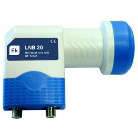 ITS LNB 20 TWIN
